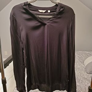 Reitmans Black Blouse